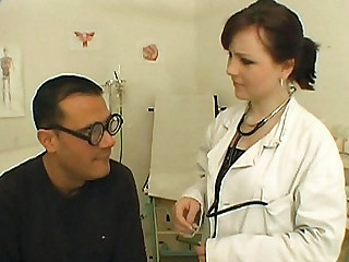 Hot collection of Uniform fucking movie scenes from Clinic bump