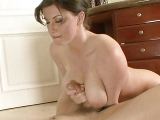 Hot as hell Sara Stone is screwed up her pantie pot