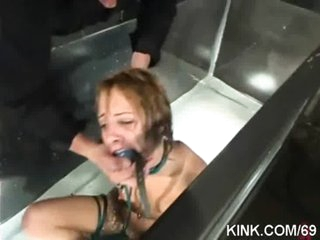 Intense S&m sex and anal fisting