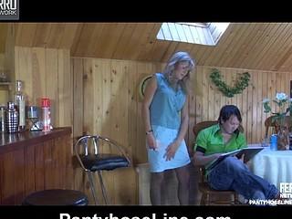 Nora&Rolf nasty hose video