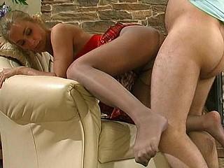 Diana&Lesley hose fuck scene