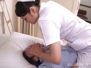 nurse punishes her patient