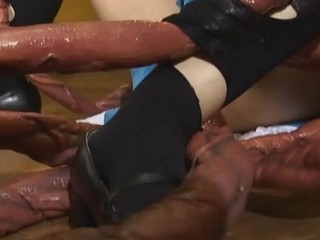 Asian tentacles fetish porn