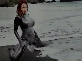 Bianca beauchamp rubber siren