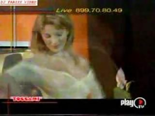 blondie italian strip show