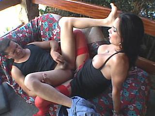 Calena kinky shemale on movie