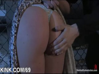 Intensive BDSM sex and anal fisting