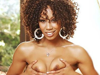 Misty Stone gets pumped full of wang.